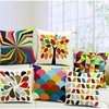 Designer Colorful Cushion Covers