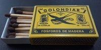 Golondiar Brand Match Sticks
