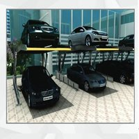 Stacked Parking Systems