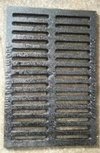 Robust Cast Iron Gratings