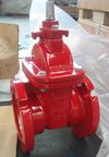 Fm Approval Resilient Seat Gate Valve