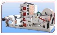 Roll Flexo Printing Machine (Model No. Vep-1000)