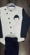 Single Color Three Piece Suit