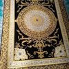 Handmade Zari Floor Carpet