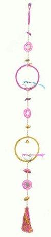 Designer Two Ring Toran