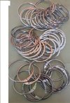 Finely Finished Iron Metal Bangles