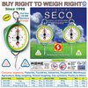 Dial Hanging Weighing Scale 50 Kg