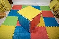 Square Shape Eva Mats