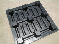 Heavy Duty Roto Molded Plastic Pallets
