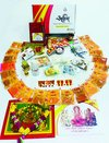 Arkam Mahalakshmi Puja Kit With Detailed Pujan Vidhi