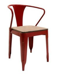 Wood Seating Restaurant Arm Chair