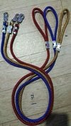 Imported Dog Rope With Alloy Hook