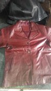 Pure Leather Mens Jacket