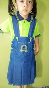 Kids Dangri Set Uniform