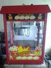 Semi-Automatic Popcorn Maker