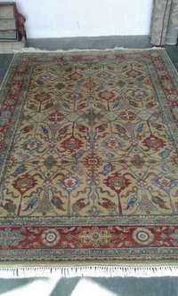Hand Knotted Carpets And Nepali Carpets