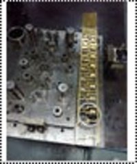 Brass Bronze Copper Progressive Sheet Metal Dies