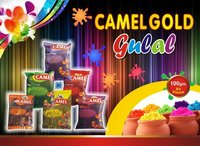 100gram Camel Gold Gulal Powder