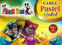Camel Pastel Gulal Powder