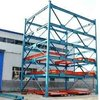 Mechanical Puzzle Car Parking Systems