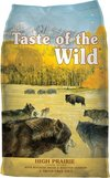 Grain Free High Protein Natural Dry Dog Food (Taste Of The Wild)