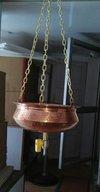 Hanging Shirodhara Copper Vessel