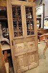 Antique Wooden Entrance Door