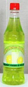 Natural Lime Juice Cordial