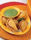 Gujarati Ghughra (Gujiya) Sweet