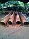 Long Life Mild Steel Pipeline