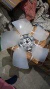 Radiator Fan JCB