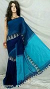 63555c272 Pure Cotton Party Wear Sarees in Nadia