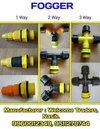 Plastic Fogger (1 Way, 2 Way, 3 Way)