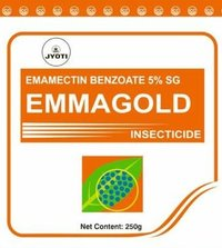 Emamectin Benzoate 5% Sg Insecticide (Emmagold)