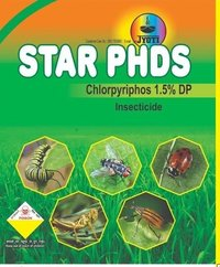 Fine Grade Chlorpyriphos 1.5% Dp Insecticide
