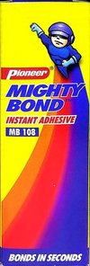 Instant Adhesive (Mighty Bond Mb 108)