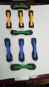 Light Weight Plastic Handles