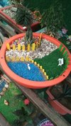 Soothing Effect Tray Garden
