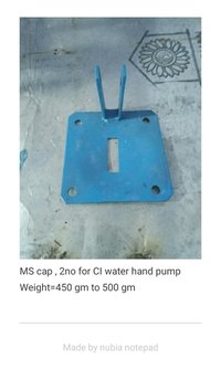 Ms Cap For Ci Water Hand Pump (2 No)
