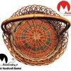 Round Gift Hamper Basket