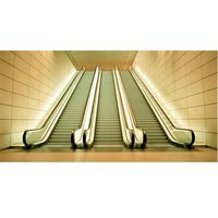 High Strength Automatic Escalator