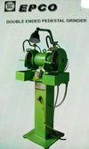 Green Color Pedestal Grinder