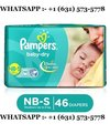Baby Dry Diapers (Pampers)