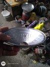 Tractors Circular Headlight Reflector