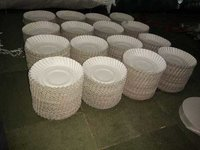 Round Shape Disposable Paper Plates