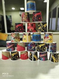Small Printed Paper Cups