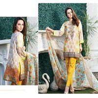 Designer Ladies Georgette Suits