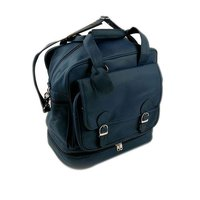 Alluring Look Leather Holdall Bags