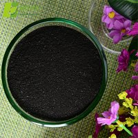 Causticized Lignite Powder