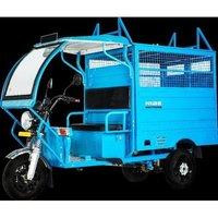 Minimum Maintenance Vegetable E-Loader Rickshaw